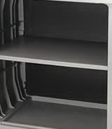 View: 6195 Adjustable Shelf Kit, Fits: 6189, 6190, 6191, 6192, 6198, 9T19